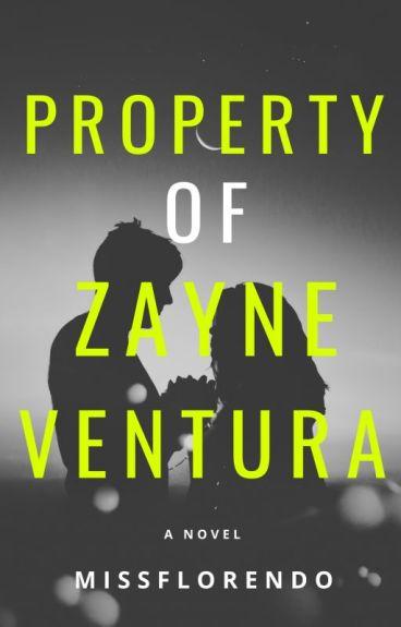 Property of Zayne Ventura