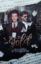 Made Of Gold // L.S by stylinshow