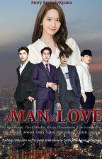 A Man In Love by OnlyKyuna