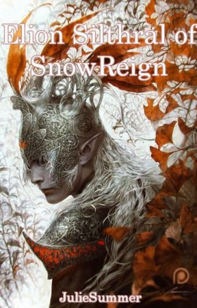 Elion Silthral of SnowReign by AllyLaly