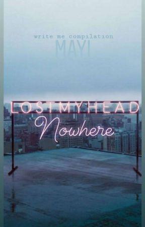 lost my head by DumbanneMayi