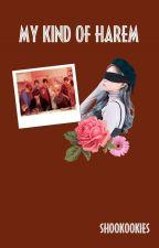 My Kind of Harem (BTS x Reader) by shookookies