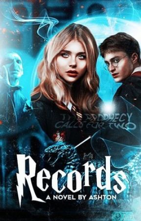 RECORDS → HARRY POTTER  by remuslupout