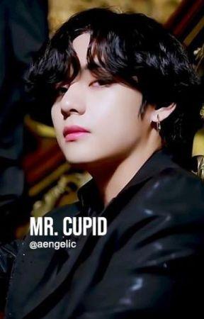 Mr. Cupid by aengelic
