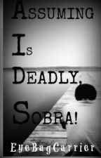 Assuming is  Deadly, SOBRA! by EyeBagCarrier