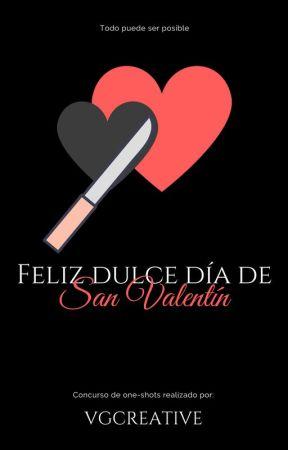 Feliz dulce día de san valentín  Concurso Cerrado  by VGCREATIVE