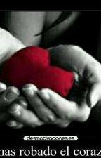 Me Has Robado el corazon by HannyKin