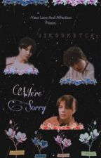 We're Sorry - VminKook by JIKOOKBTCH-