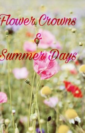 Flower Crowns & Summer Days {A Hat in Time} by Erandur