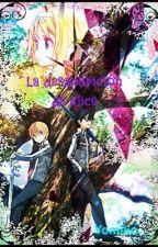 La desaparición de Alice  by Yomiko-_-