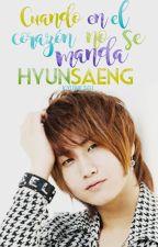 Cuando en el corazón no se manda / Adaptación HyunSaeng SS501 by KyuRik501