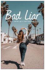 Bad Liar by Danae_Book