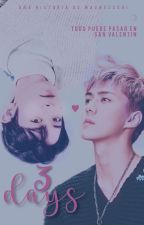 Love in 3 days-Chanhun by MadnessCRI