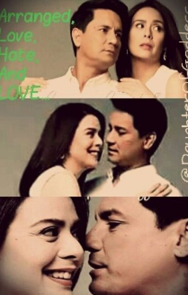 Arranged,Love,Hate and Love (CharDawn)