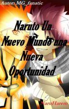 (Pausada) Un Nuevo Mundo Una Nueva Oportunidad // Naruto x Fairy Tail by MiguelHistory16