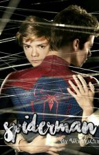 Newtmas Spider-Man AU by wolvescure