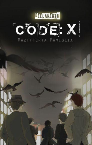 code: X