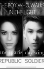 The Legend of June and Day by Clarissa_Potter
