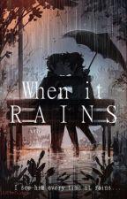 When It Rains | Klance by _SodaCan_