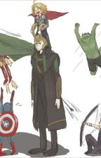Avengers X Reader Chatroom All Over the place by owlismylove375