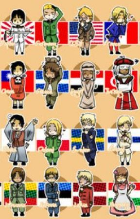 Drabbles With the Hetalia Boys by ThatRavingFangirl