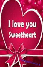 I LOVE YOU SWEET HEART. by KataPercintaan