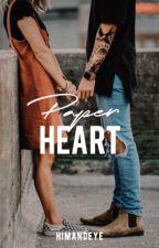 Paper Heart by HimAndEye