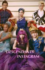 Descendants Instagram  by ilove_Bal