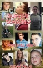 Survive (A Walking Dead FanFic) by JordaneMillar