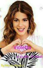 Violetta a studio On beat by Monikafornow
