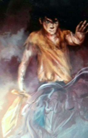 Dark Percy Jackson  by AmazingMasterRay123