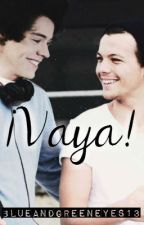 ¡Vaya! » {Larry Stylinson - One Shot} by whateverzx