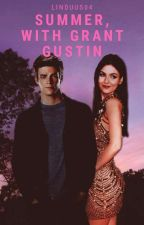 Summer, with Grant Gustin by Linduus04