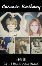 Cosmic Railway : 사랑해, Can I Have Your Heart? | BaekYeon | Baekhyun Taeyeon by hyunnabaek97