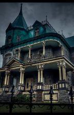 Dark House by ImJustAWriterThough