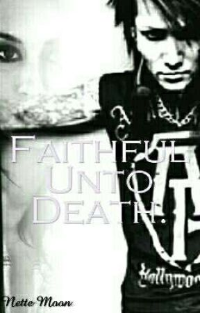 Faithful Unto Death.  by szimonette
