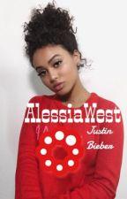 Alessia West \\ JB by anoKMI