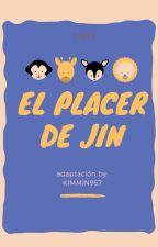 El Placer de Jin (BTS-Namjin) Adaptacion #2  by KimMin957