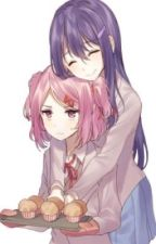 Her Bully (A Natsuki x Yuri Fan-Fic) by MakoMiii