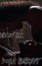 Rose of Silk by Myla-Beckett