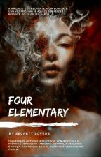 ❝Four Elementary + Book Set❞  by SecretyLovers