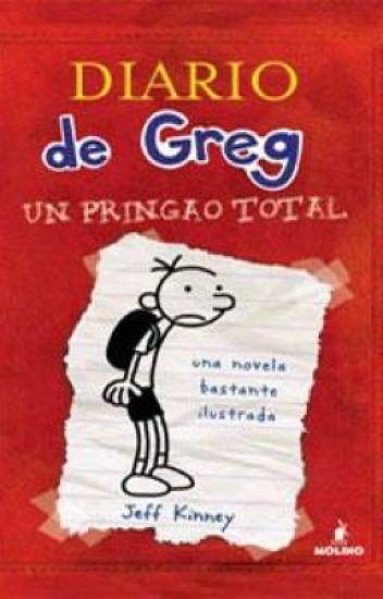 El diario de Greg 1 Un chico en apuros
