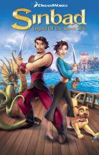 Maritza Meets Sinbad: Legend of the Seven Seas by PerkyGoth14