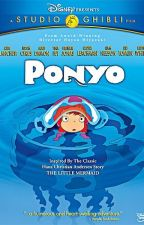 Akito and Estelle's Adventures of Ponyo by PerkyGoth14