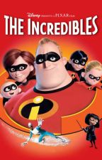 Akito and Estelle Meet the Incredibles by PerkyGoth14