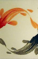 Tem algo mais vazio que o peixe, que me olha do aquário? by Makaski