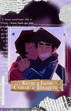Kevin x Jamie: Cómic e Imágenes.💗 by Jonathan-2901