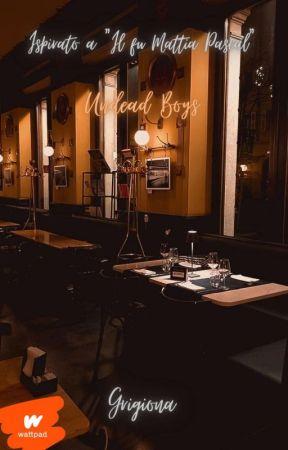 Undead Boys #Wattys2019 by Grigiona
