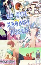 Lo que Kagami desea by kagamitiger