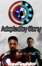Adopted by Stony (A Stony x child fic) by HopeFanGirl107